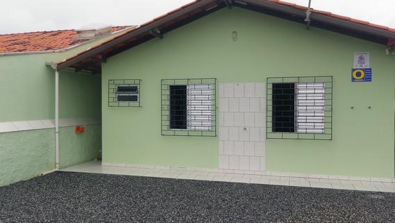Casa Em Itapema, Itapoá/sc De 105m² À Venda Por R$ 375.000,00 - Ca299622