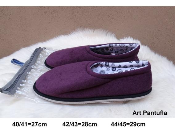 Pantuflas Talle Grande - 41 42 43 44