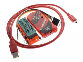 Programador Kit3 Pickit-3 Gravador De Pic + Adaptador Dip