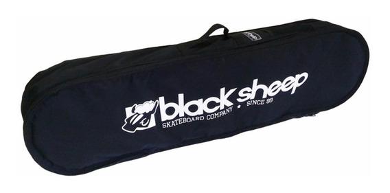 Capa Skate Bag Black Sheep Mochila - Para Skate Semi Long