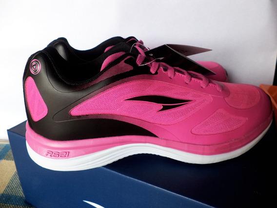 Gym Zapatos Deportivos Rs21 Para Dama Talla 35