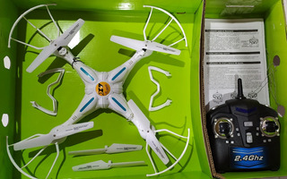 Dron X7 Space Explorer 4 Canales Cuadricóptero