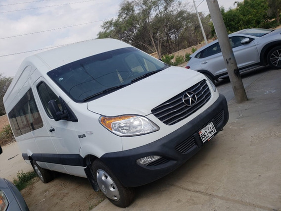 Jac Sunray Motor 2.746 2019 Blanco 3 Puertas