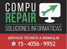 Servicio Tecnico Reparación Pc Domicilio - Lanús Y Zona Sur