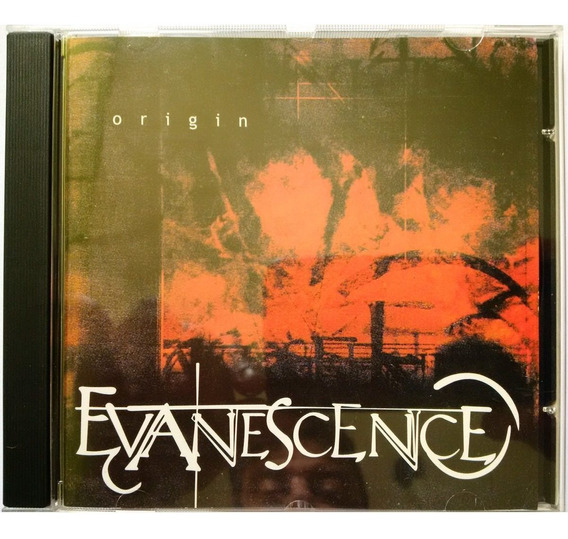 Cd Evanescence Origin (raríssimo, Original Bigwig 2000)