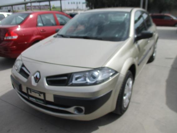 Renault Megane Confort, Std, 4 Cil, Color Arena, Modelo 2009