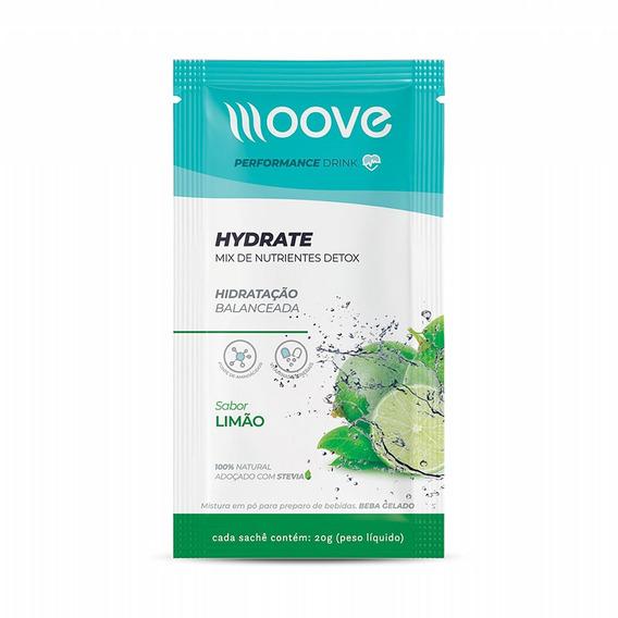 Moove Hydrate Limão Sachê 20g