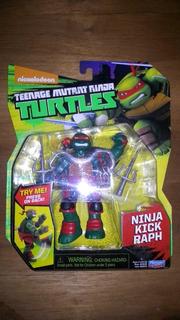Figura Raphael Tortugas Ninja Nickelodeon Playmates