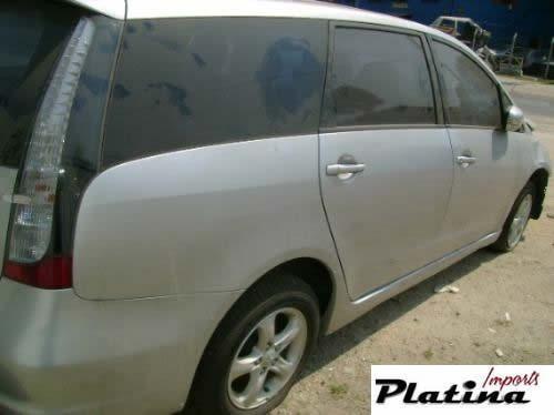 Sucata Mitsubishi Grandis 2008 Para Retirada De Peças