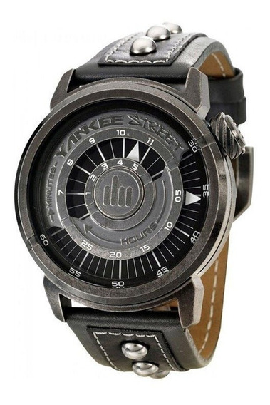 Relógio Yankee Street Masculino - Ys30210p - Cor Preto