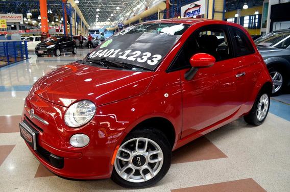Fiat 500 Cult 1.4 Flex Completo !! Maravilhoso!