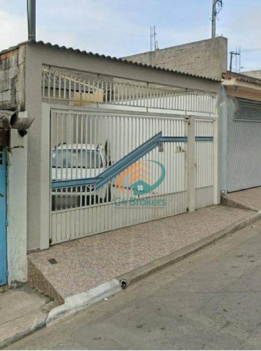 Imagem 1 de 22 de Casa Com 2 Dormitórios À Venda, 64 M² Por R$ 320.000,00 - Jardim Ansalca - Guarulhos/sp - Ca0362