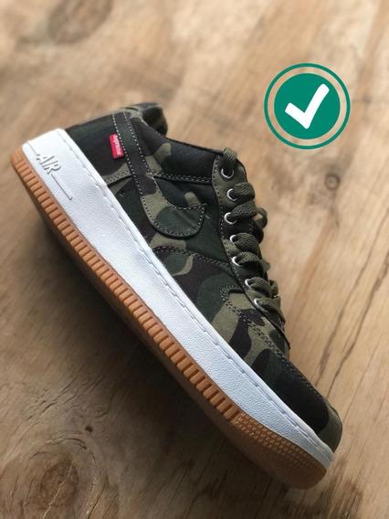 Nike Af1 Militar Supreme