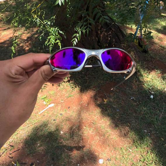 Oakley Penny Plasma Nas Tanzanite Brilho Reto