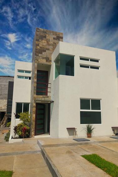 Casa En Cuernavaca Con Alberca