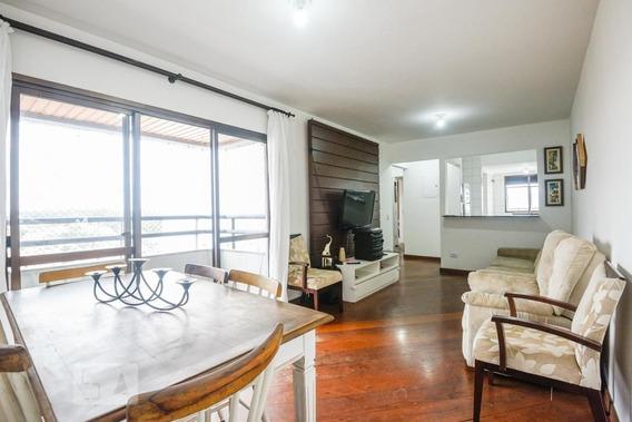 Apartamento No 9º Andar Mobiliado Com 3 Dormitórios E 2 Garagens - Id: 892949290 - 249290