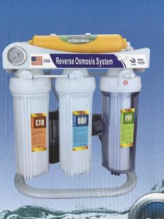 Filtro Purificador Agua Pozo O Red Osmosis Inversa 6 Etapas