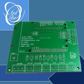 Placa Ardbir Daniel Xan Sem Componentes, Brinde Trimpot 10k