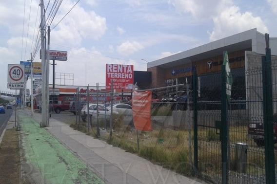 Terrenos En Renta En El Salitre, Querétaro
