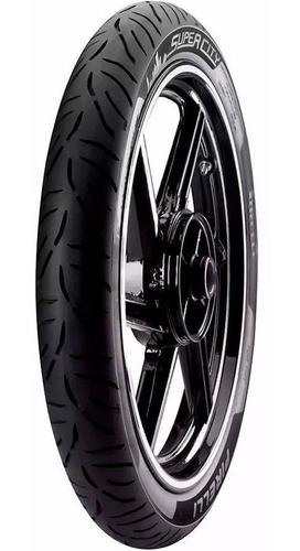 Cubierta Pirelli Super City 275 17 Uso Sin Camara Sti Motos