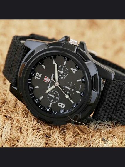 Relógio De Pulso Gemius Army Novo.