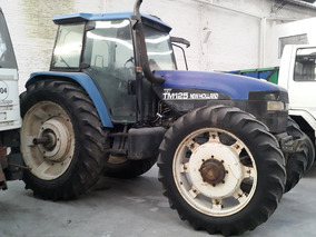 Tractor New Holland Tm 150 Y Tm 125