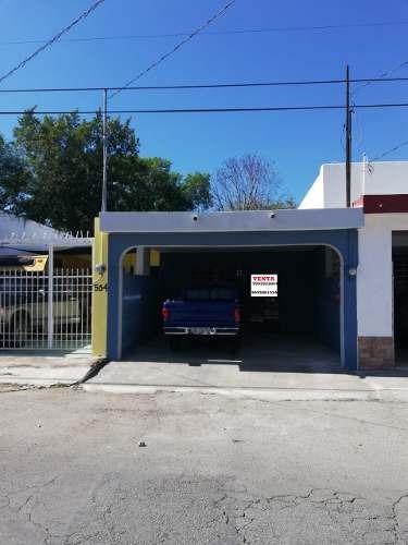 Se Vende Casa En Colonia Centro De Mérida