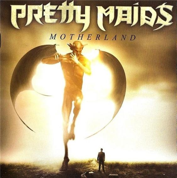 Pretty Maids - Motherland Cd Axel Rudi Pell