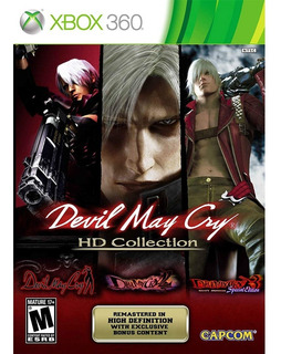Xbox 360 Juego Devil May Cry Hd Collection