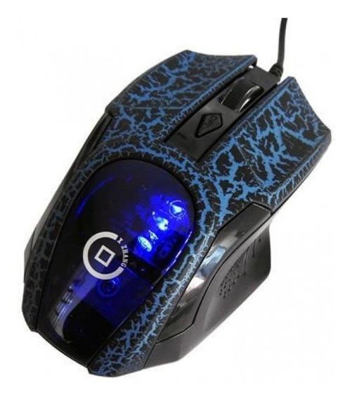 Mouse Gamer Optico Usb 3200 Dpi X-zhang