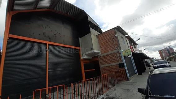 Galpon En Venta Este Barquisimeto 20-24504 Jcg