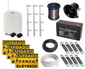 Kit Cerca Eletrica Intelbras