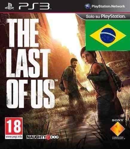 The Last Of Us Portugues Ps3 Psn - Midia Digital