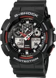 Relogio Casio Gshock Ga100 1a4