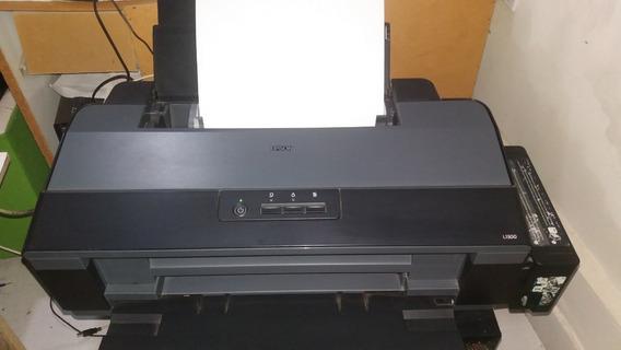 Impressora Epson L1300 A3 Sublimática Ou Corante
