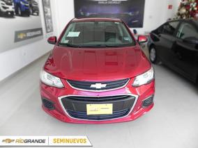Chevrolet Sonic 4p Lt L4/1.6 Man