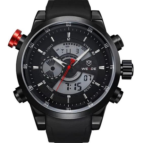Relógio Weide Masculino Original Garantia Nota Wh-3401a2209