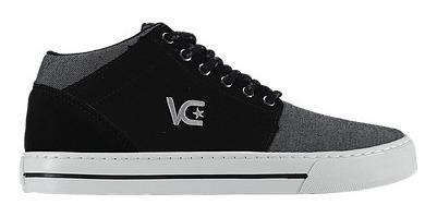 Tênis Bota Black Free Vanscy Street - V412