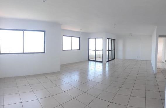 Apartamento Em Torre, Recife/pe De 208m² 4 Quartos Para Locação R$ 3.000,00/mes - Ap280152