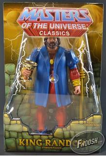 Masters Of The Universe Classics Filmation Randor Heman*