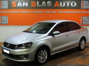 Volkswagen Polo 2016 Confortline Mt 1.6 Abs 4p San Blas Auto