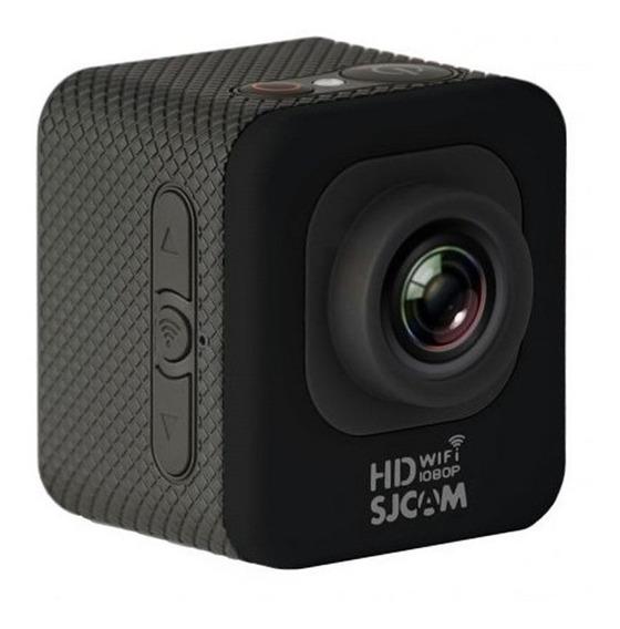 Câmera Sjcam M10 Wifi Actioncam 1.5 12mp Fhd Original