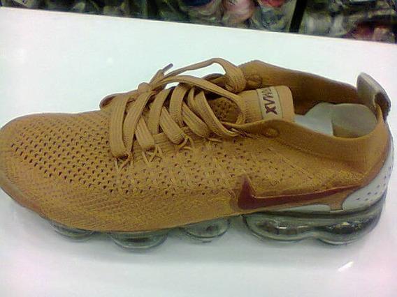 Tenis Nike Vapormax 2.0 Marrom E Cinza Nº39 Original!!