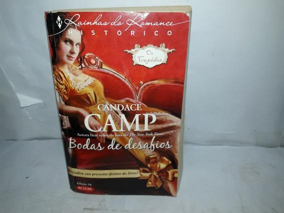 Livro Candece Camp Celina Romeu
