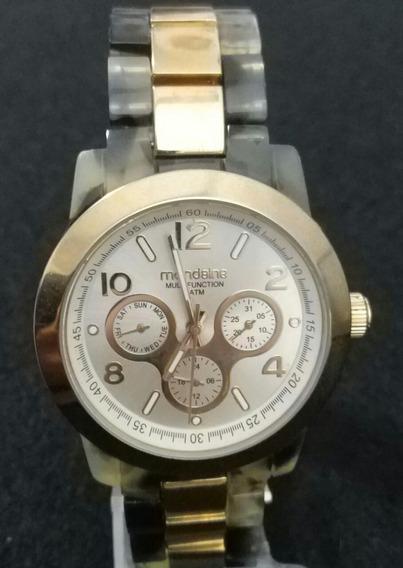 Relógio Feminino Mondaine 94290lpmgdp1 Analógico Quartz Luxo