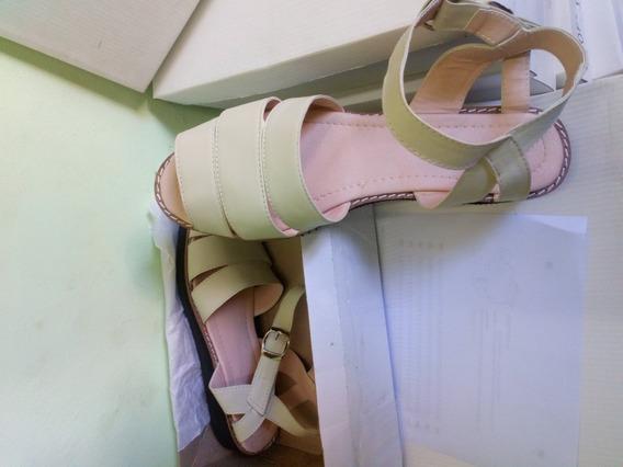 Calzadosjuzman Art:043 Sandalias Para Dama Nros Grandes .