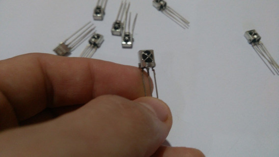Sensor Ir Receptor Infravermelho 1838b - Lote 60 Unidades