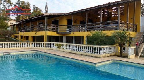Imagem 1 de 30 de Chácara Com 3 Dormitórios À Venda, 1130 M² Por R$ 850.000,00 - Jardim Estância Brasil - Atibaia/sp - Ch0212