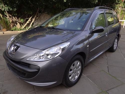 Imagem 1 de 8 de Peugeot 207 Sw Xr