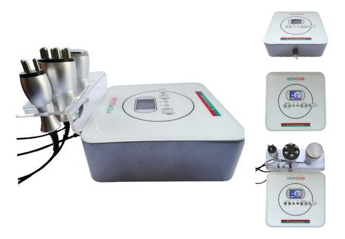 Cavitador Hergom Con Radiofrecuencia Sextopola, Capacitación